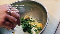 Indian Spiced Swordfish with Broccoli Raab and Banana Pepper Yogurt Video Recipe