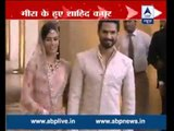 Bollywood actor Shahid Kapoor ties the knot with Mira Rajput in Gurgaon