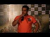 Salman Khan: 'Roar is at par with Hollywood films'