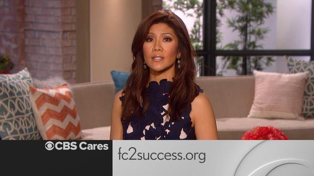 CBS Cares - Julie Chen on Foster Care