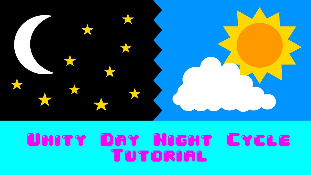 Unity3D Day Night Cycle #11 Skybox Blending
