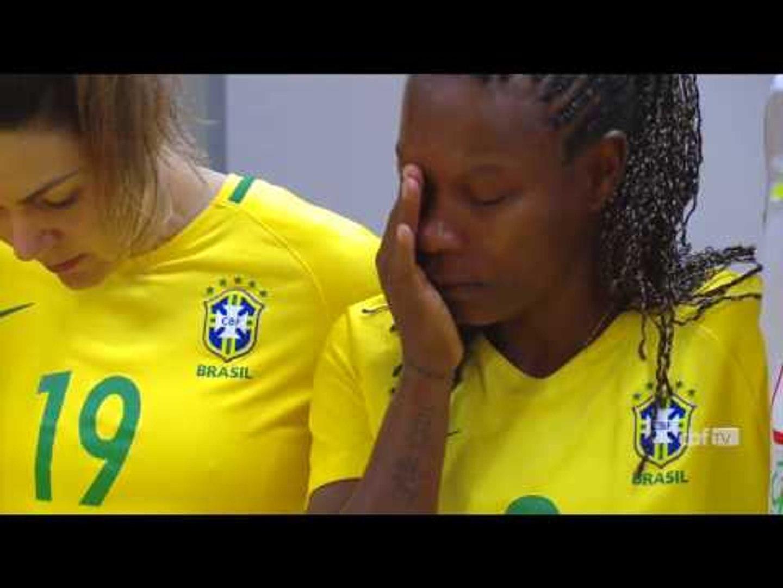 Bastidores da despedida da Formiga da Seleção Brasileira