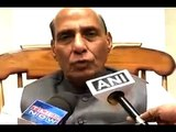 Home Minister Rajnath Singh evades the question when asked when will Dawood be caught