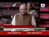Kumari Selja praised Dwarka temple in visitor's book: Arun Jaitley in RS