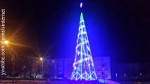 """[Music Video Postcard to Share] Merry Christmas and Happy New Year. Light, Christmas Trees and Christmas Cribs from Vila Real. Portugal. 2016. With """"Angels we have heard"""" music by Kevin MacLeod"""