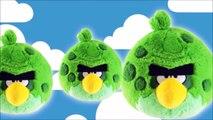 Star Wars Eggs Surprise Animated: Angry Birds, Nickelodeon, Spongebob, Elmo, Buzz Lightyear