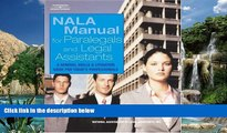 Buy NALA NALA Manual for Paralegal and Legal Assistants: A General Skills   Litigation Guide for