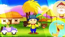 Bingo (HD) - Nursery Rhymes | Modern Reggae Musical Style | Popular Kids Songs