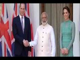 PM Modi meets Duke and Duchess of Cambridge, Prince William and Kate Middleton in Delhi