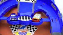 Micro Drifters Fast Flip Transforming Raceway Disney Cars Micro Drifters Speedway NEW Willy Butte