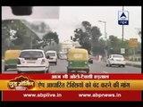 Delhi: Auto rickshaw, taxi strike continues