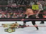 jeff hardy vs umaga intercotinental