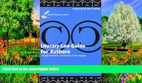 Online Tonya Marie Evans Literary Law Guide for Authors: Copyright, Trademark, and Contracts in