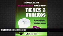 Audiobook Tienes tres Minutos!/ You Have Three Minutes!: Trucos Infalibles Para Vender Tus Ideas a