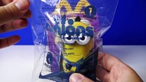new Minions Movie Toys McDonalds Happy Meal Talking Toys Review Kevin #1 USA Film Minions Mainan