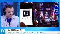 Les pertes financières d'Uber et encore un petit effort pour accueillir les réfugiés mineurs isolés : les experts d'Europe 1 vous informent