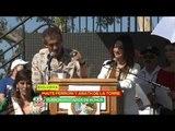 Exclusiva: Famosos invitados de honor en el desfile en Los Ángeles