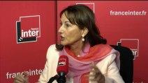 Ségolène Royal répond aux questions de Marc Fauvelle