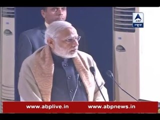 No chance of earthquake now that Rahul Gandhi has spoken: PM Narendra Modi at BHU