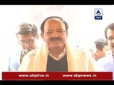 Some opposition parties are fighting for the corrupt and terrorists: Venkaiah Naidu