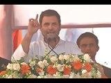 FULL SPEECH- Modi firebombed poor with demonetisation: Rahul Gandhi in Jaunpur rally