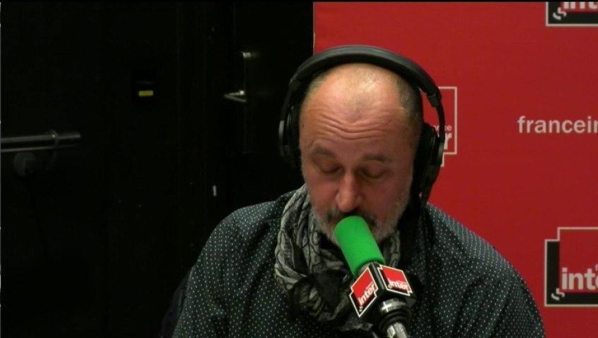 Une journée ordinaire à France Inter épisode #19 - la drôle d'humeur de Daniel Morin