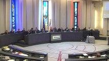 Session publique extraordinaire du Conseil départemental de l'Hérault (22-12-2016)