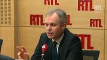 """""""Lorsqu'on se lance dans une primaire, on fait les choses jusqu'à bout"""" estime François de Rugy"""