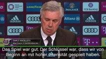 Carlo Ancelotti: Leipzig? Das war der Schlüssel | FC Bayern München - RB Leipzig 3:0