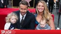 Ryan Reynolds y Blake Lively nombran a su 2ª bebé Ines