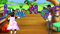 ABC Alphabet Songs for Children 3D ABCD Songs Collection ABC Songs for Children 3D ABC NurseryRhymes