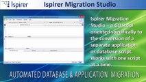 Démo de migration de base de données d'Informix vers Oracle
