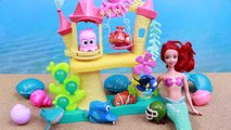 FINDING DORY Story Baby Dory Meets The Little Mermaid Ariel & Ursula Finding Nemo Sequel Parody