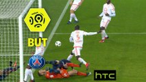 But Zargo TOURE (44ème csc) / Paris Saint-Germain - FC Lorient - (5-0) - (PARIS-FCL) / 2016-17