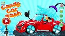 Car Wash Games |Poilce car | Police Car Wash|Candy Car Wash | Car Wash App