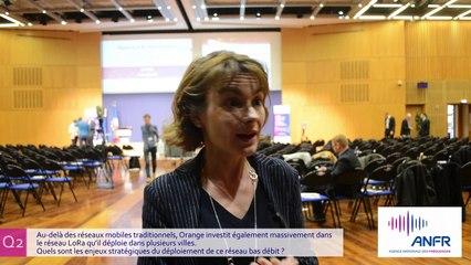 3 Questions à : Mari-Noelle Jego-Laveissière, Directrice exécutive Innovation, Marketing et Technologies, Orange