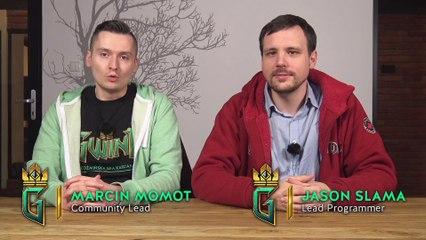 Gwent - vidéo sur les changements opérés de Gwent : The Witcher Card Game