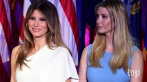 What role will Melania and Ivanka Trump play in the new administration?