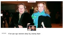 Brigitte Fossey pleure un être cher