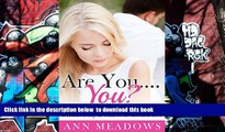 FREE [DOWNLOAD]  Dating Advice for Women: Are You....You? 10 Signs You re Sacrificing Too Much in