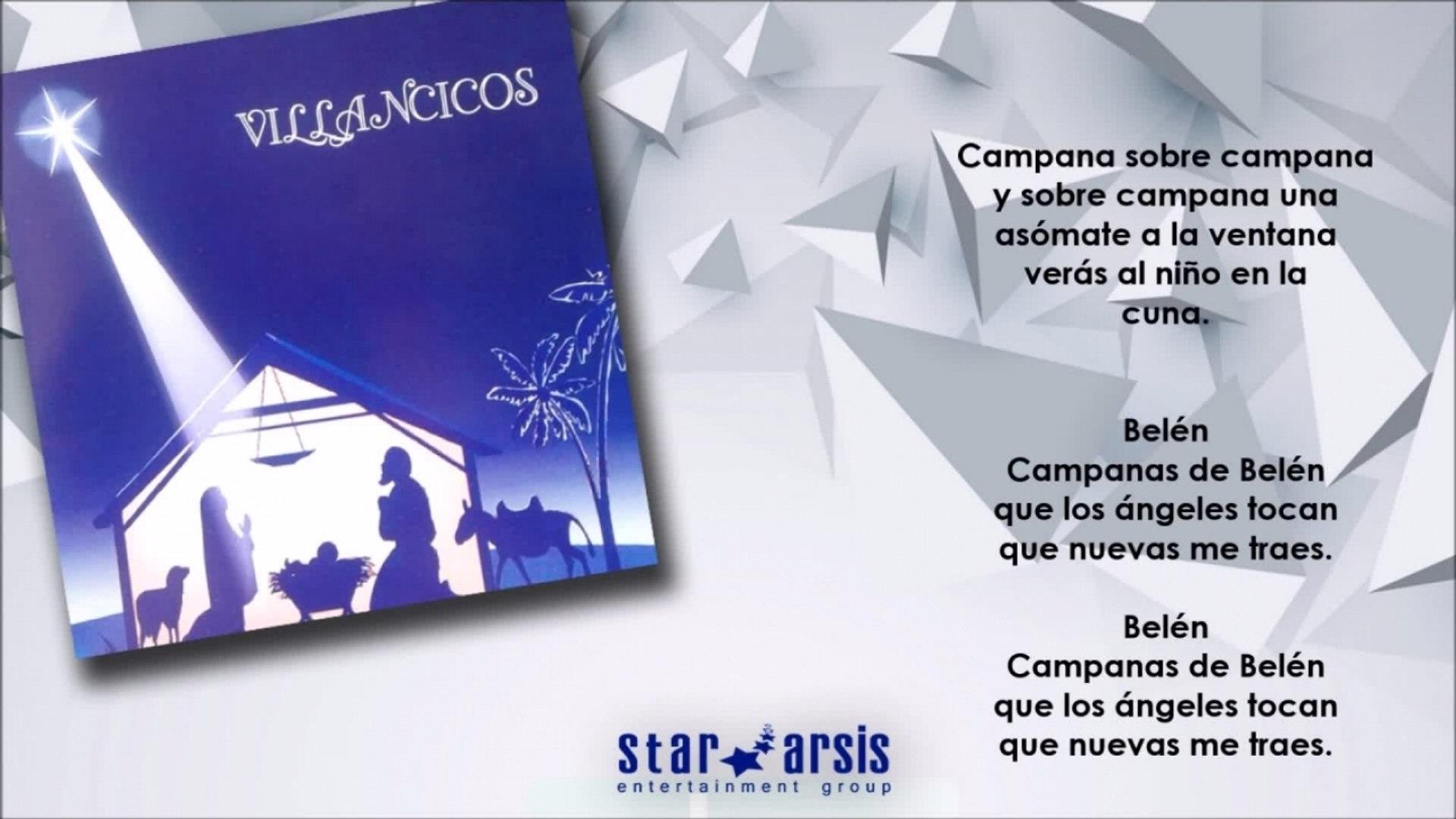 Imagenes De Villancicos Campana Sobre Campana.Villancicos Navidenos Campana Sobre Campana Audio Lyric