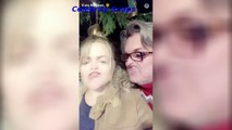 Kate Hudson Snapchat Stories December 21st 2016 _ Celebrity Snaps