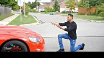 When a Guy sees a Beautiful Girl -sham idrees funny pakistani clips