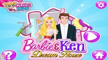 Barbie And Ken Dream House - Barbie Games for Girls