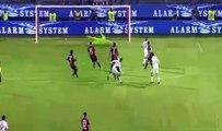 Lorenzo Pellegrini Goal - Cagliari Calcio 1-2 Sassuolo Calcio - (22/12/2016) / SERIE A