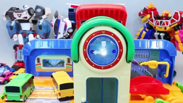 Mundial de Juguetes & Tayo the Little Bus Car Toys