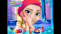 Frozen Princess Games Frozen Prom Make Up Design Princesses Elsa & Anna