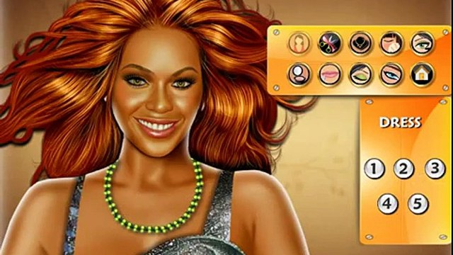 Beyonce Knowles Celebrity Makeover - Best Game for Little Girls