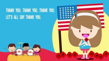 Memorial Day Poppy Song Lyrics for Kids   Childrens Music