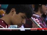 Orquesta Esperanza Azteca integra nuevos alumnos en LA